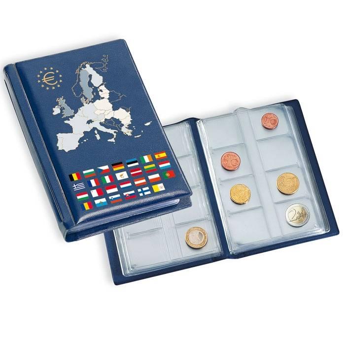 Kapesní album na euro mince