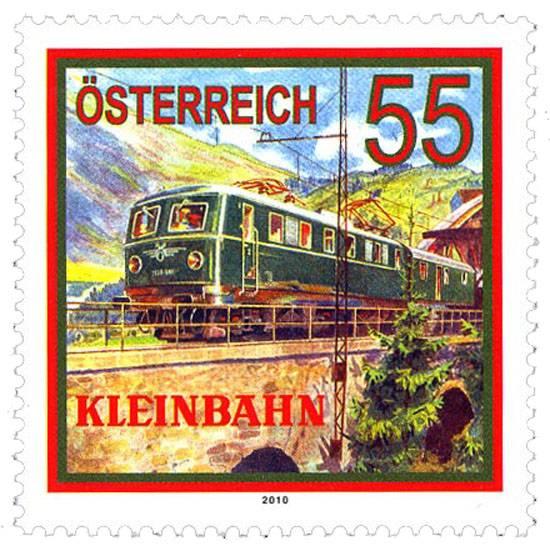 (2010) Mič. 2855 ** - Rakousko - Klasické známky (IV): úzkokolejka