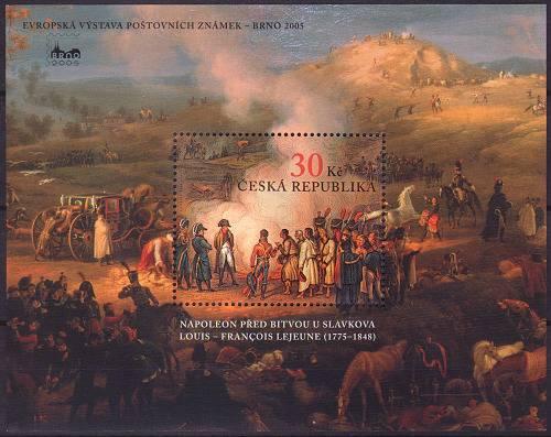 (2005) A 435 ** - ČR - PRAGA 2005 - 200. výročí bitvy u Slavkova