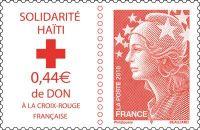 (2010) č. 4803 ** - Francie -  HAITI