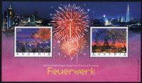 (2006) MiNr. 2609-2610 ** - Rakousko - BLOCK 34