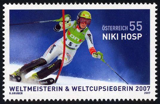 (2007) č. 2687 ** - Rakousko - Niki Hosp