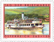 (2008) MiNr. 2767 ** - Rakousko - Kolesový parník