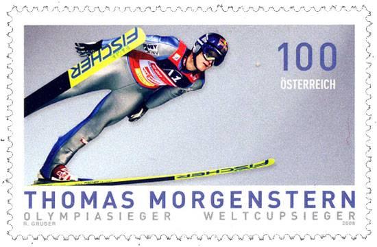 (2008) č. 2777 ** - Rakousko - Thomas Morgenstern