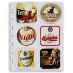 Listy GRANDE 3/2C na 6 ks pivních tácků (bal. 5 ks)