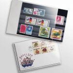 HP20 - Kunststoffhüllen für Postkarten, klar (50-er Pack)
