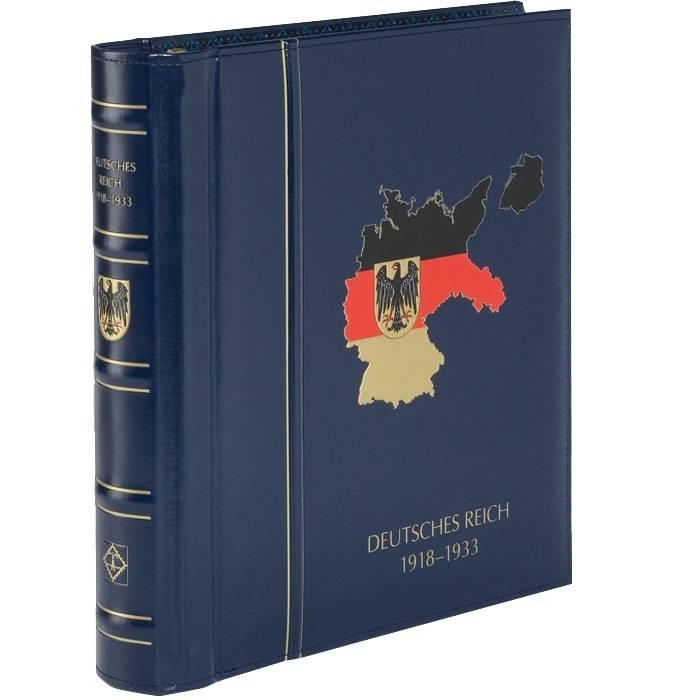 Leuchtturm Pákové desky + kazeta - DEUTSCHES REICH 1918-1933 (Weimar Republic)