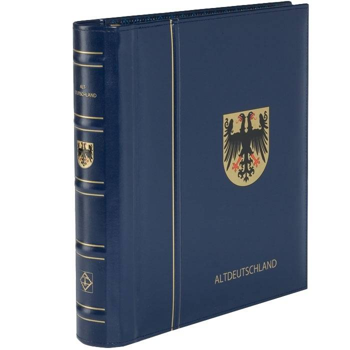 Pákové desky PERFECT + kazeta - Staroněmecké státy