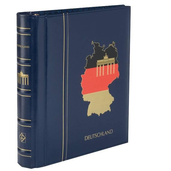 Leuchtturm Pákové desky + kazeta - Německo (BDR)