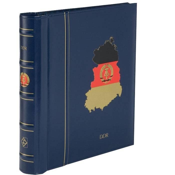 Leuchtturm Pákové desky + kazeta - DDR