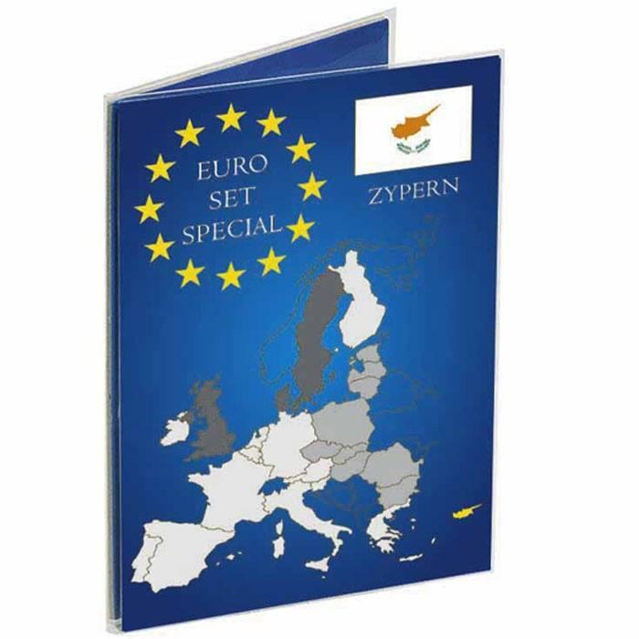 Album na € sadu - Kypr Leuchtturm