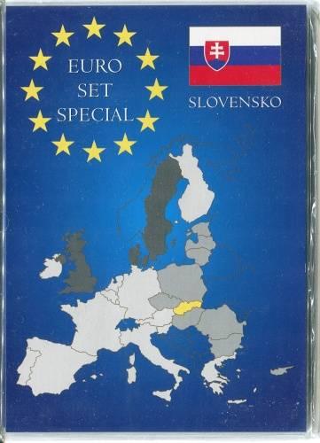 Album na € sadu - Slovensko Leuchtturm