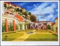 (2008) A 562 ** - Česká republika - Ledeburská zahrada
