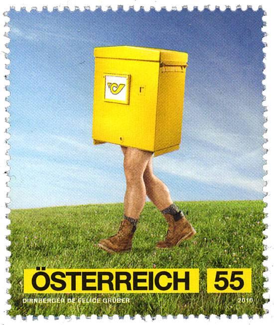 (2010) č. 2865 ** - Rakousko - poštovní schránka