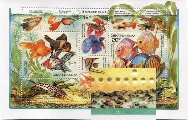 (2003) A 365-368 ** - VV - žlutý kroužek Česká pošta