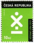 (2011) č. 666 ** - Česká republika - Sčítání lidu