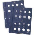 Vista listy - 2x EURO sada (bal. 2 ks)