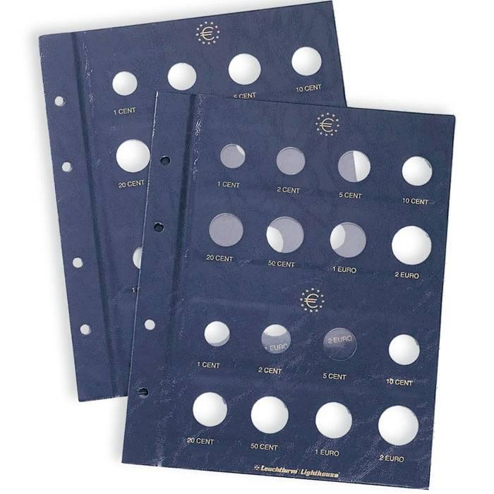 Leuchttrum Vista listy - 2x EURO sada (bal. 2 ks)