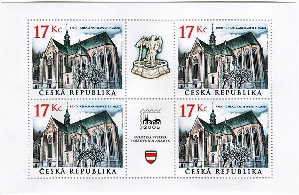 (2004) PL 388 ** - ČR - Brno chrám