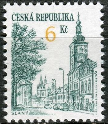 Česká pošta (1994) č. 52 ** - ČR - Slaný