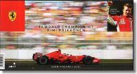 (2008) č. 1927-1928 ** - Finsko - BLOCK 51 - Ferrari