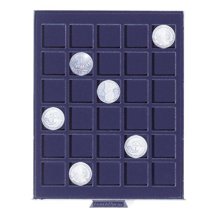 SMART - box na mince - čtverečky 30 x do ø 33 mm