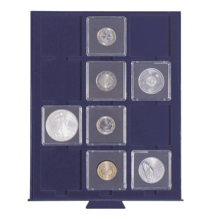 SMART - box na mince - čtverečky 12 x do 50 mm