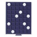SMART - box na mince - čtverečky 48 x do ø 24 mm