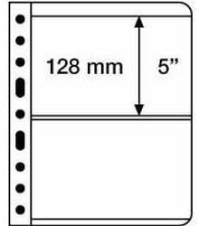 VARIO listy 2S - černé (bal. 5 ks) Leuchtturm