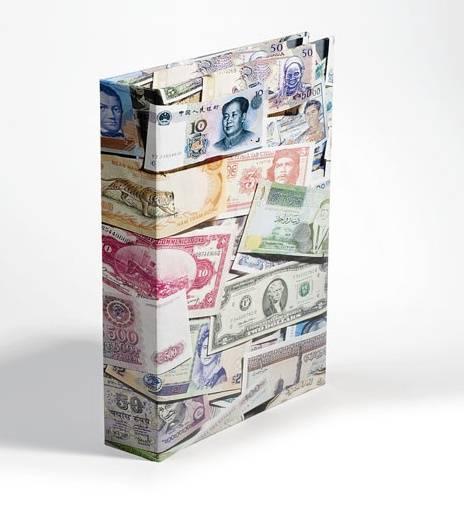 Album BILLS pro 300 ks bankovek