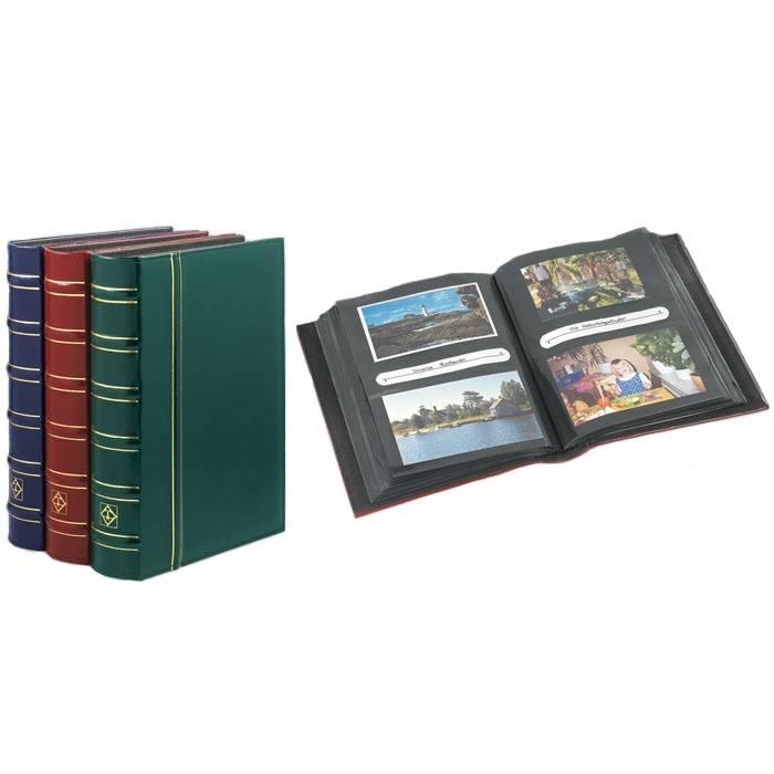 Multialbum na 200 ks pohlednic, FDC, fotografií s popiskem