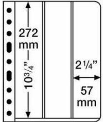 VARIO listy - 3VC - průhledné listy (bal. 5 ks)