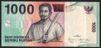 Indonesie - (P 141a) - 1000 RUPIAH (2000) - UNC