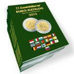 Euro katalog AN (angličtina) - mince a bankovky 2015