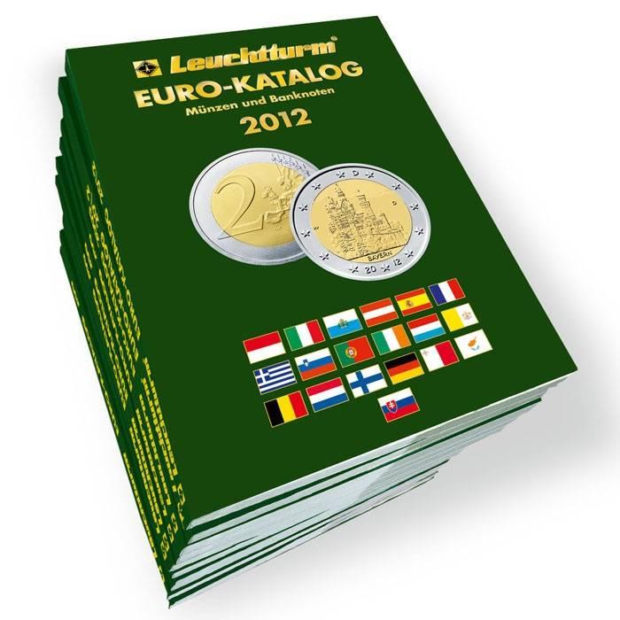 katalog mincí 2012.