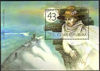 (2010) A 625 ** - Česká republika - 200. výročí narození K.H. Mácha