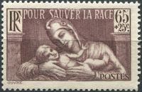 (1937) MiNr. 361 ** - Francie - Společnost pro zdravotní péči