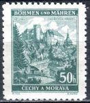 (1940) č. 41 ** - B.u.M. - Krajiny, hrady, města - Jindřichův Hradec