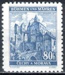 (1940) č. 42 ** - B.u.M. - Krajiny, hrady, města - Pernštejn