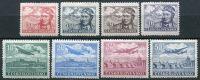 (1946) č. L 17 - 24 ** - ČSSR - Letecké známky
