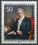 (1969) MiNr. 346 ** - Berlín - západní - Alexander Freiherr von Humboldt