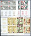 (1970) MiNr. 960 - 964 ** - Monako - 4-bl - K + d.t. - EXPO '70, Osaka