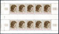 (1970) MiNr. 992 ** - Monako - PL - 200. narozeniny Ludwiga van Beethovena
