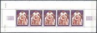 (1972) MiNr. 1040 ** - Monako - 5-pá - K + D.T. - Červený kříž v Monaku