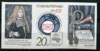 (1986) č. 2747 B ** K - Československo - Praga 1988