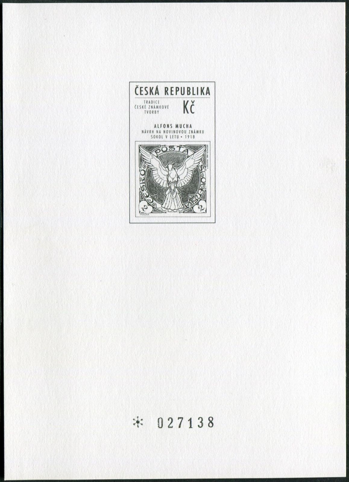 (1995) PT 2a - Tradice české známkové tvorby