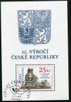 (2003) A 346 - O -  Česká republika - 10. výročí ČR - Příl. razítko