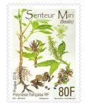 (2018) MiNr. 1385 ** - Fr. Polynesie - Miri (bazalka)