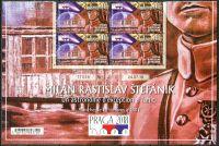 (2018) MiNr. 1387 ** - Fr. Polynesie - 4-bl - Milan Rastislav Štefánik