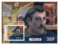 (2018) MiNr. 1388 ** - Fr. Polynesie - BLOCK 49 - 170. narozeniny Paula Gauguina
